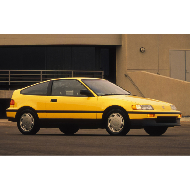 1988-1991 Civic/CRX (EF)
