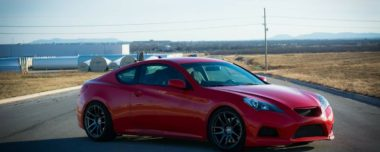 Boosted 2012 Hyundai Genesis Coupe